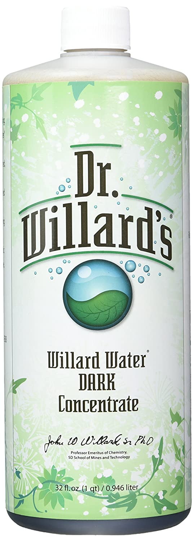 Willard Water XXX Dark Multi-Vitamin, 32 Ounce