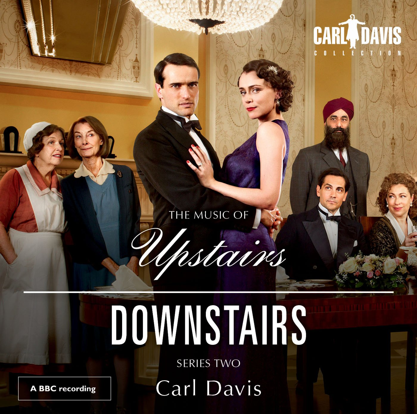 The Music of Upstairs Downstairs: Series 2