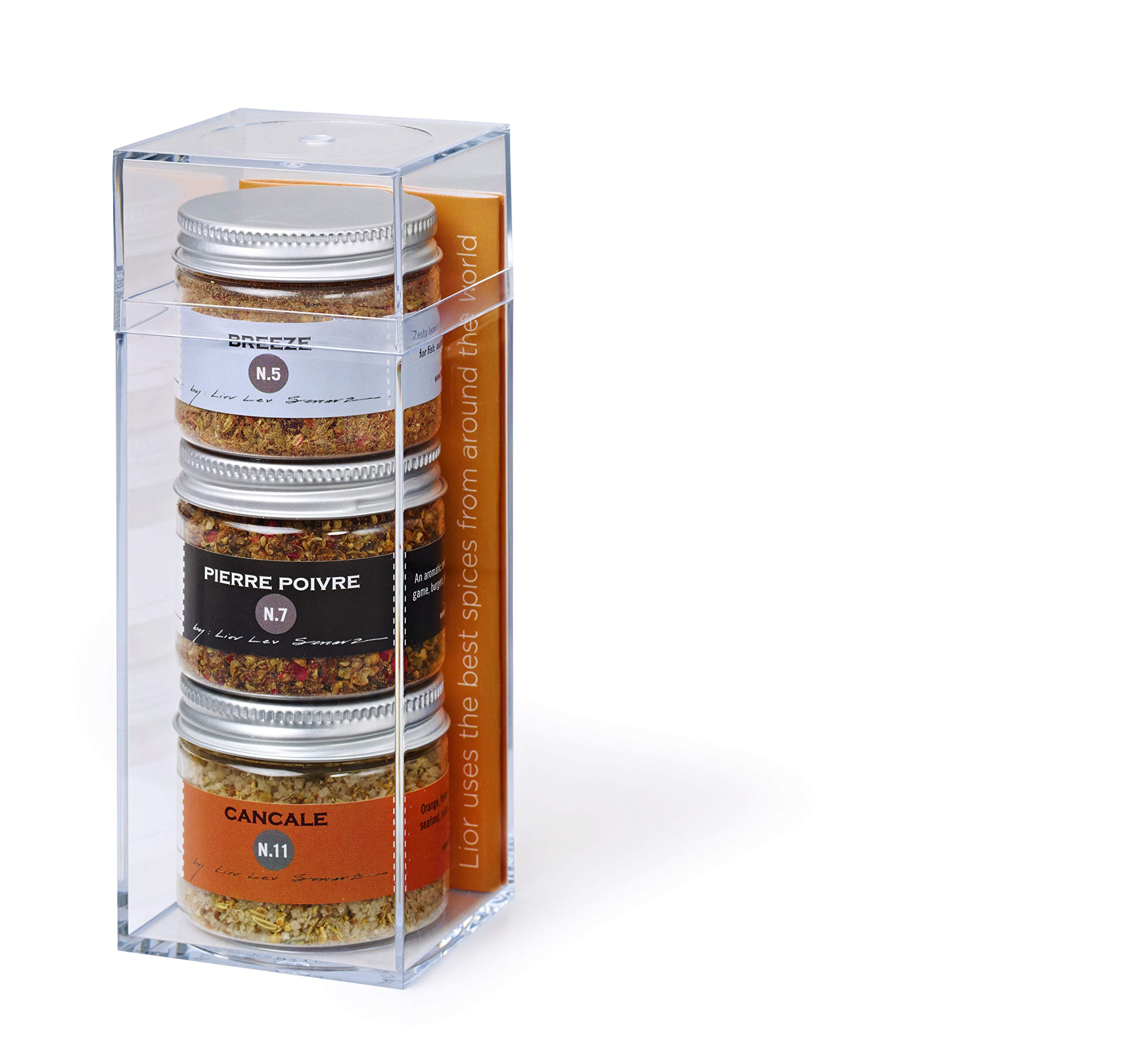La Boite Spice Blends - The Essential Collection - Set of 3