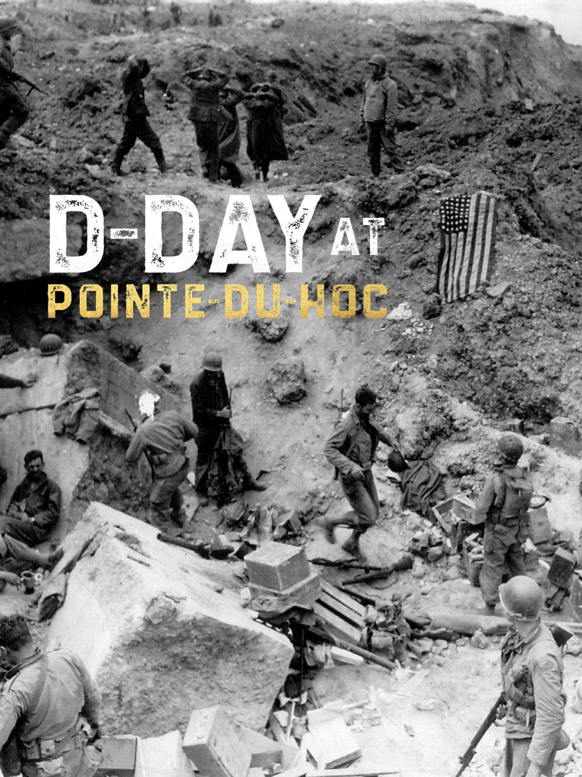 Amazon com: Watch D-Day at Pointe-Du-Hoc | Prime Video