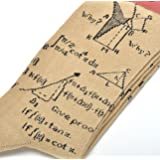 Complex Mathematical Equations Unisex UK adult size 6-11 socks