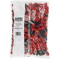Haribo Gummi Candy, Raspberries, 5-Pound Bag