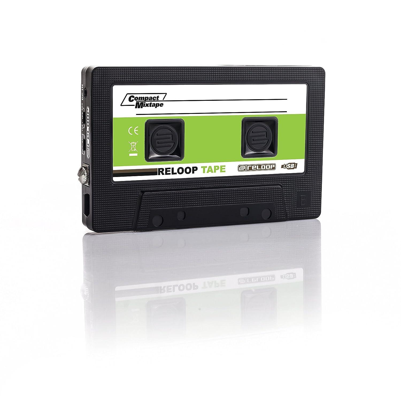 Reloop リループ カセットテープ型MP3レコーダー TAPE テープ   B01EMQ618C