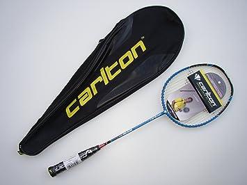 Carlton Powerblade Superlite - Raqueta de bádminton raqueta de bádminton Blue Deluxe Edition: Amazon.es: Deportes y aire libre