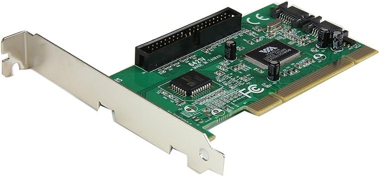eSATA Port Controller Adapter Card Converter IDE PCI To Dual SATA