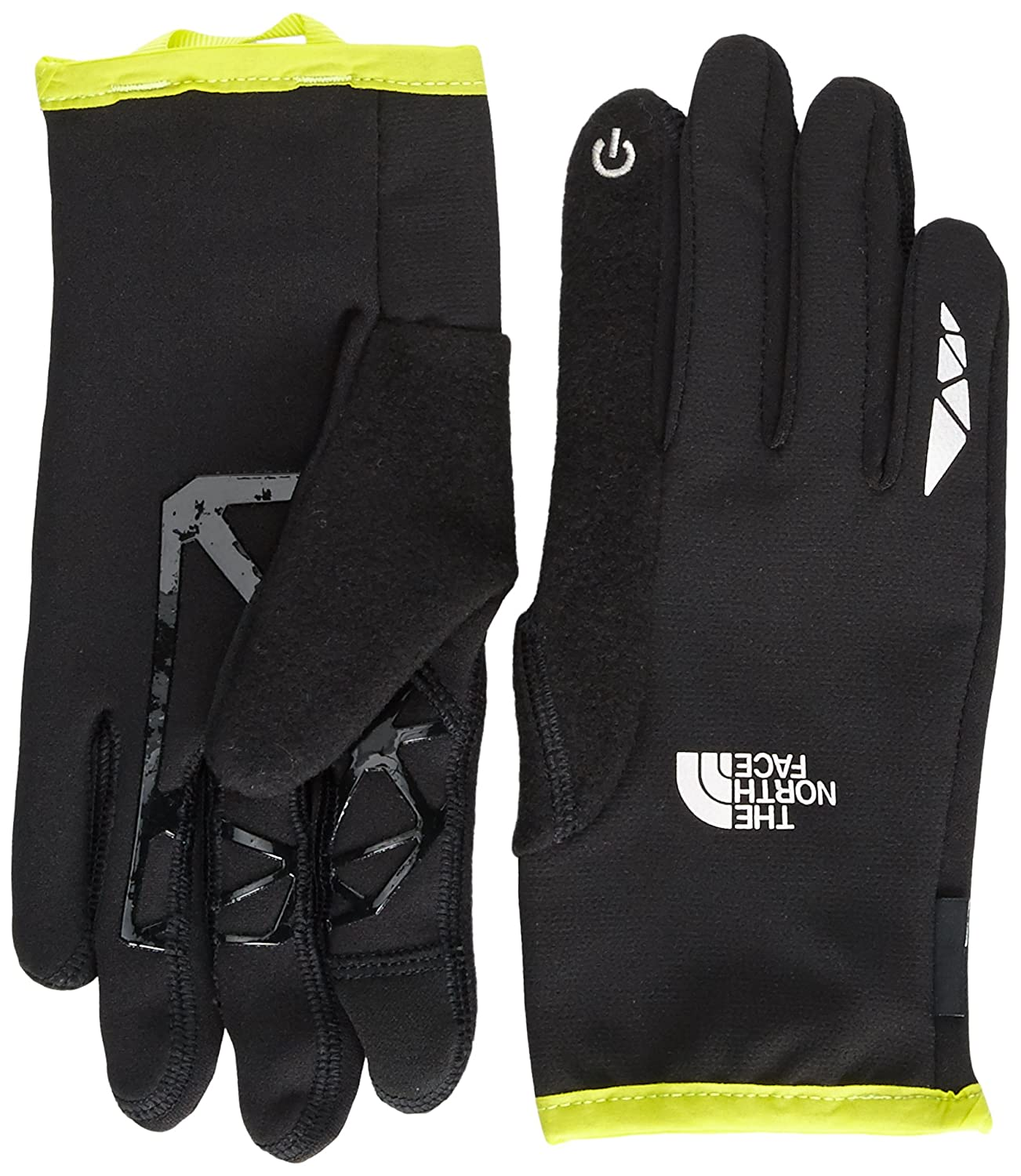 THE NORTH FACE Runners 2 Etip Glove - Guantes unisex, color negro, talla XS A6N4JK3