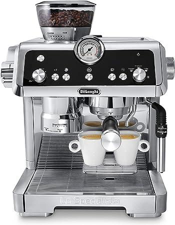 De'Longhi La Specialista, Cafetera espresso con molino integrado, con herencia italiana
