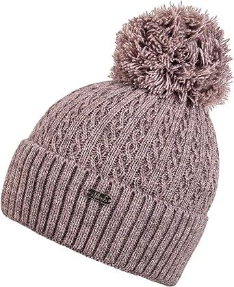 Chillouts Pompon Bonnet-Femmes Hommes Chapeau Hiver Casquette Bonnet en laine-Beanie
