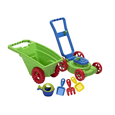 American Plastic Toys 6Piece Gardener Set: Toys & Games