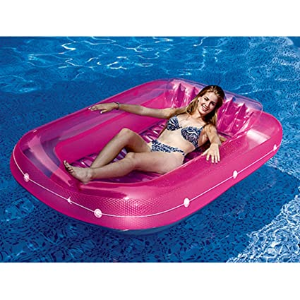Amazon.com: Flotadores de piscina inflables para adultos ...