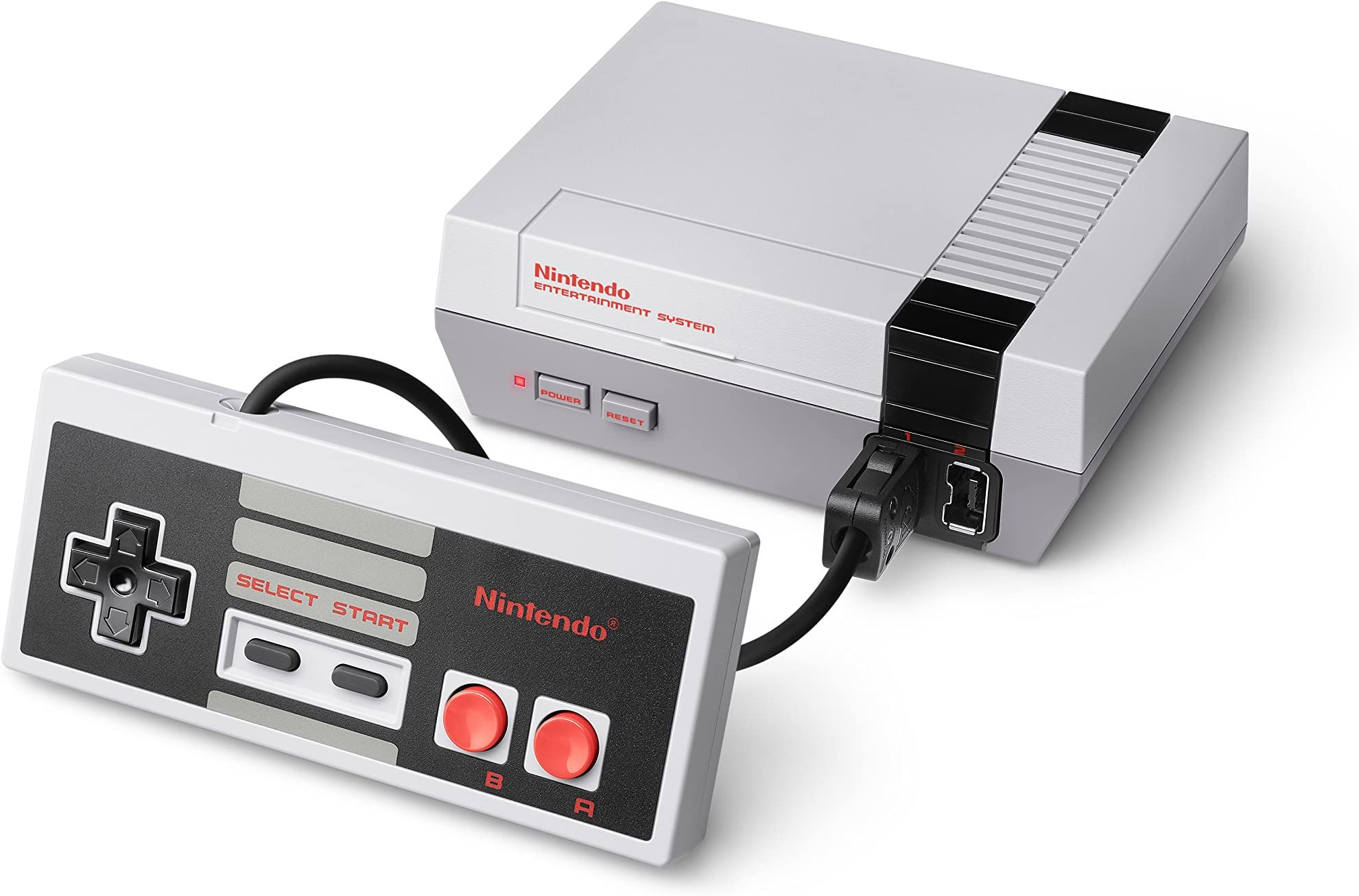 Amazon Com Nintendo Entertainment System Nes Classic Edition