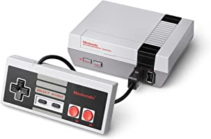 Nintendo NES Classic Mini Consola, color Gris - Classics Edition