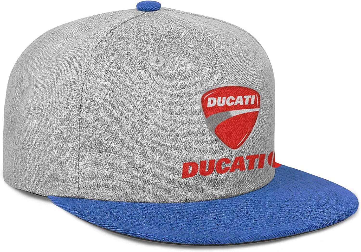 Baseball Cap Popular Hip Hop Caps Sport Hat Cool Snapback Hat Mens Trucker Hats Man Mens Ducati-Motorcycle-Logo