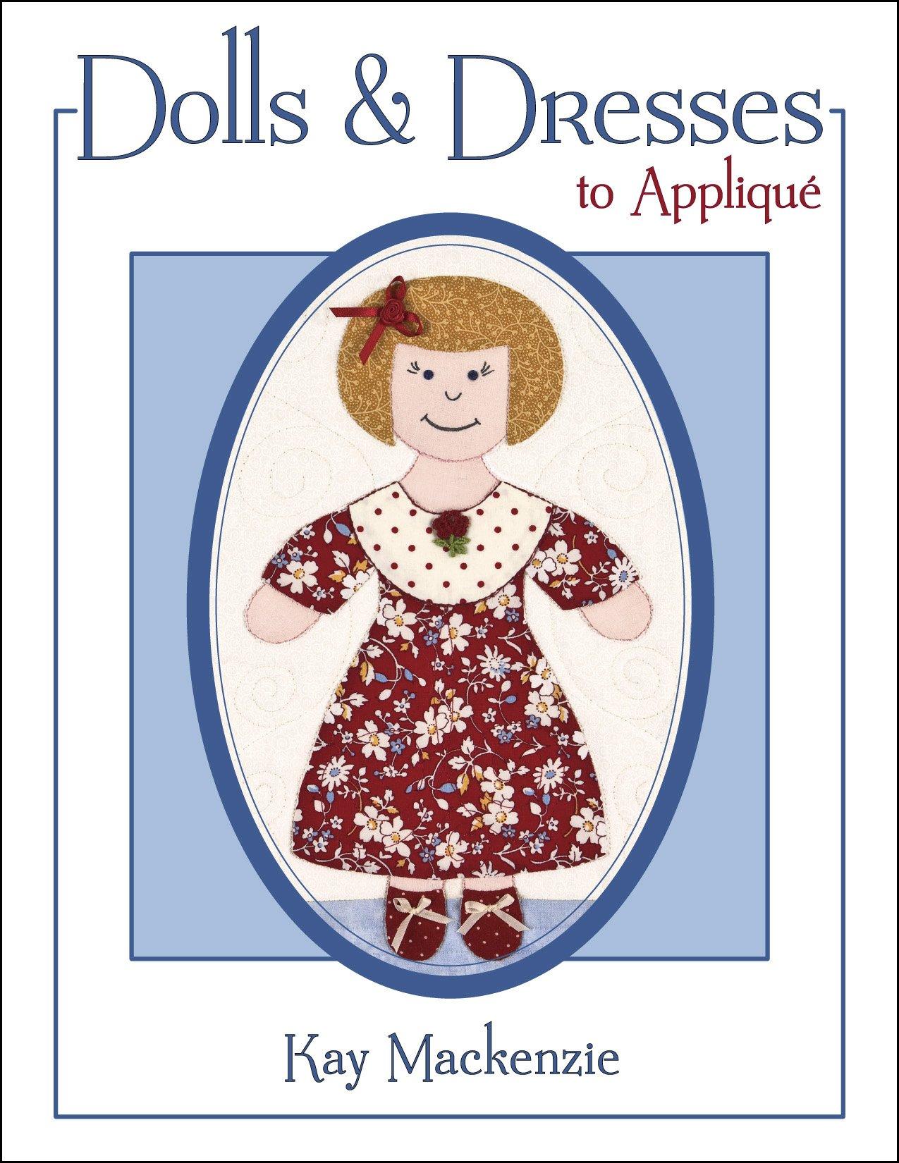 Dolls & Dresses to Applique