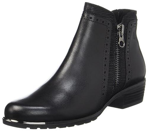 Caprice Footwear Women's 25403 Boots, Black (19), 3.5 UK