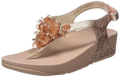 3af42d3883b1 Fitflop Women s Boogaloo Strap Sling Back Sandals  Amazon.co.uk ...