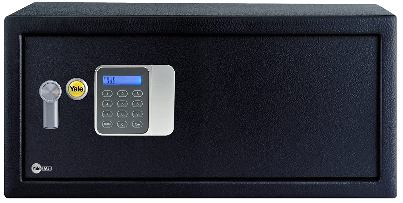 YALE YLG//200//DB1 Cassaforte da Mobile 430x200x350 Laptop