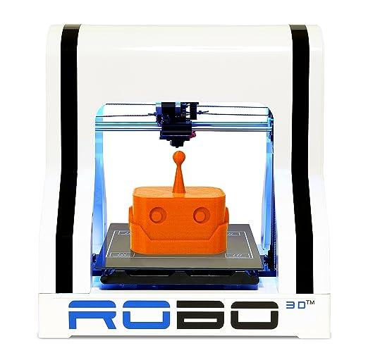 Printer 3D, ROBO 3D: Amazon.es: Industria, empresas y ciencia