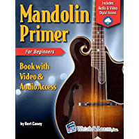 Mandolin Primer Book For Beginners Deluxe Edition (Audio & Video Access)