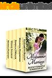 Midsummer Marriages: Regency Romantics Summer Box Set
