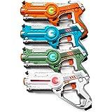 Amazon Com Kidzlane Infrared Laser Tag Game Mega Pack