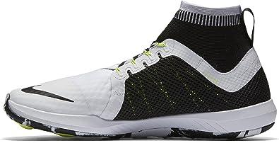 0345221a3fa0 Nike Men Flylon Train Dynamic Shoes - White  Black (8.5)