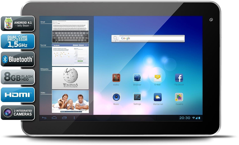 Odys Fusion - Tablet (17,8 cm/7