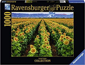 Ravensburger Fields of Gold 15288 1000 Piece Puzzle for Adults, Every Piece is Unique, Softclick Technology Means Pieces Fit Together Perfectly