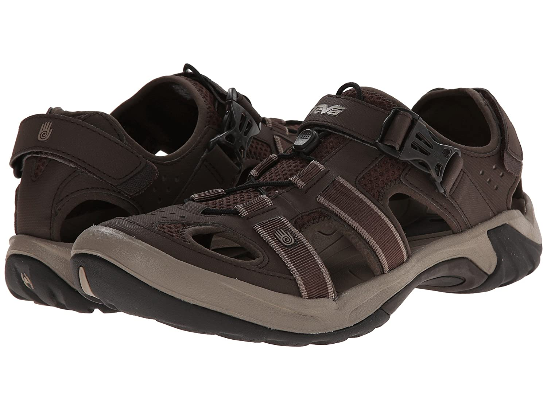 9cf73681b Teva Men s Omnium Closed-Toe Sandal (7 D(M) US