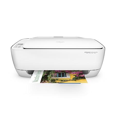 HP DeskJet 3636 All in One Ink Advantage Wireless Colour Printer Inkjet Printers