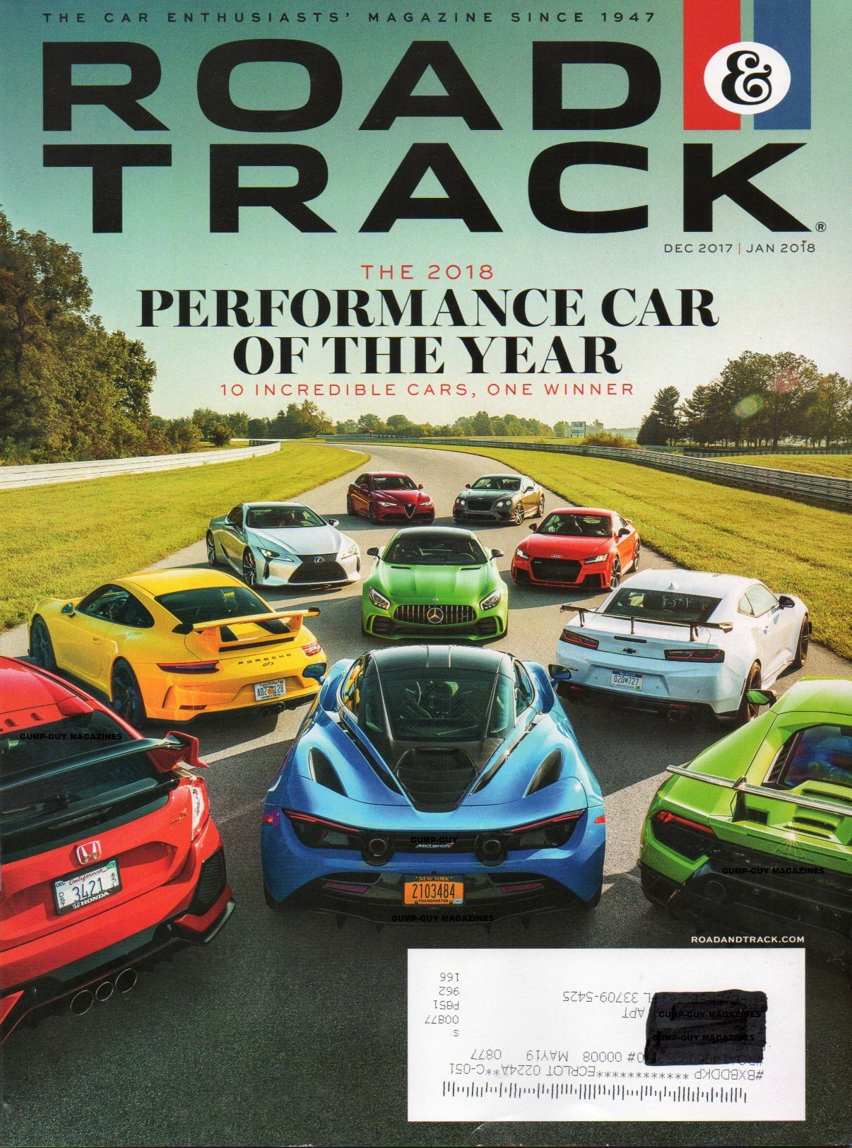 Download THE 2018 CHEVROLET TRAVERSE Audi TT RS lexus lc 500 Road & Track Magazine BENTLEY CONTINENTAL SUPERSPORTS Chevrolet Camaro ZL1 1LE 2017 HONDA CIVIC TYPE R TOURING pdf