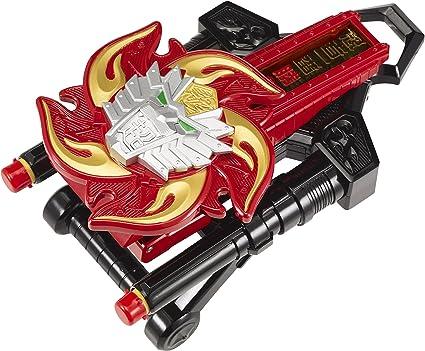 Amazon.com: Power Rangers 43900 Super Ninja Steel Lion Fire ...
