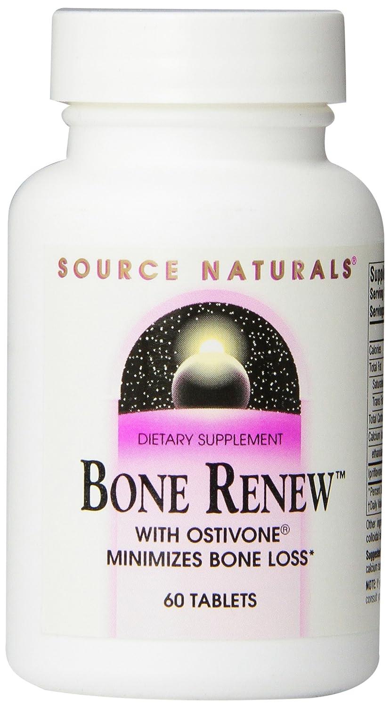 Source Naturals Ostivone with Calcium, Supports Bone Density ...