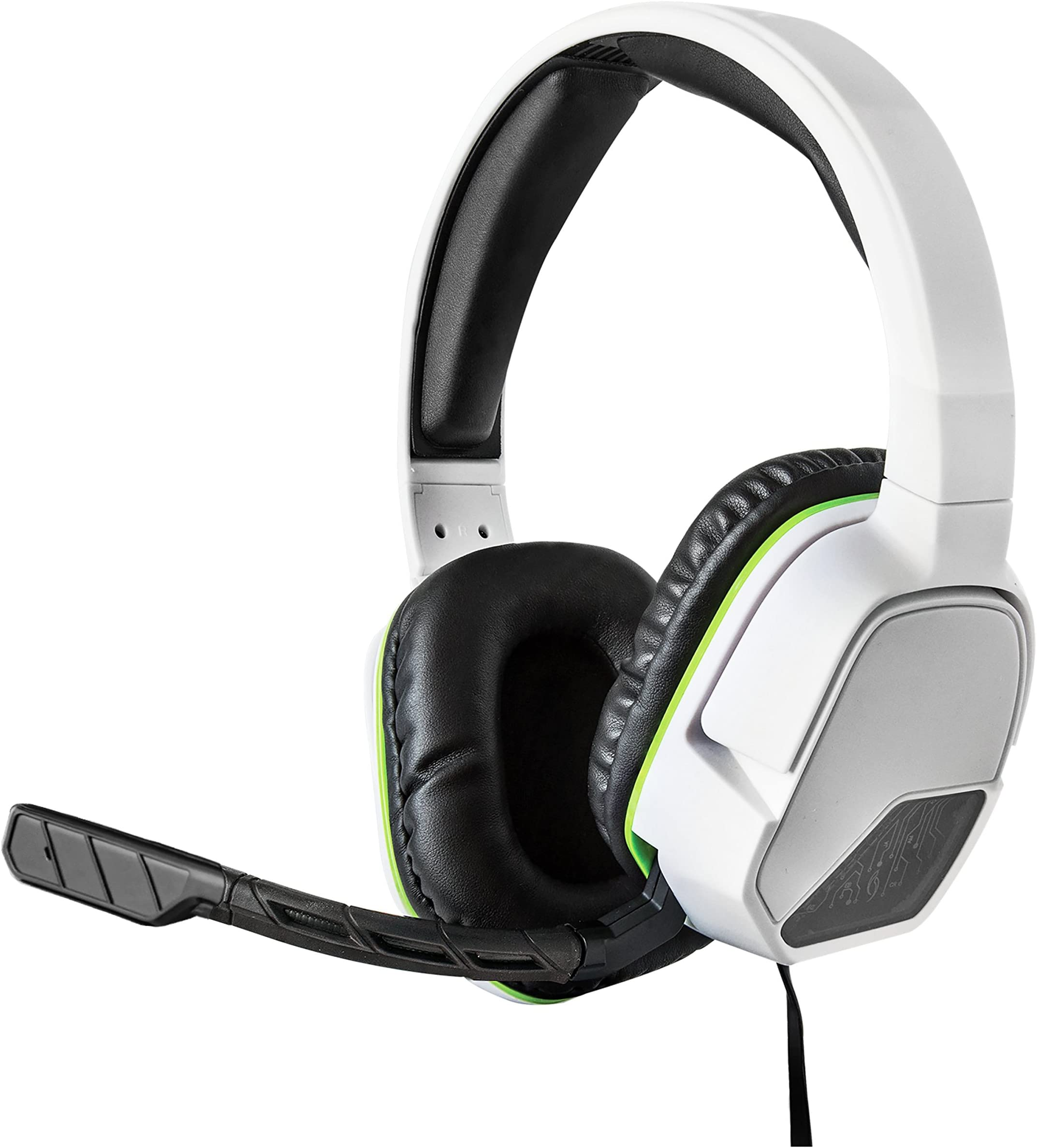 16d20a65a0a Amazon.com: PDP Xbox One Afterglow LVL 3 Stereo Gaming Headset 048 ...