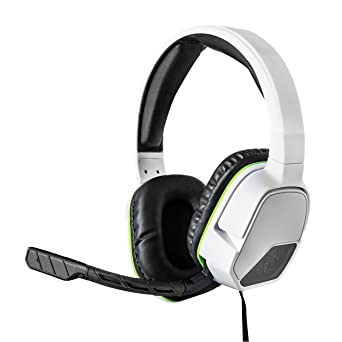 Amazoncom Pdp Xbox One Afterglow Lvl 3 Stereo Gaming Headset 048