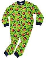Boys Toddlers Kids Disney Jake And the Neverland Pirates Onesie Pyjamas Pjs Pj's All In One Sleep Suit Childrens Size 1-5 Years