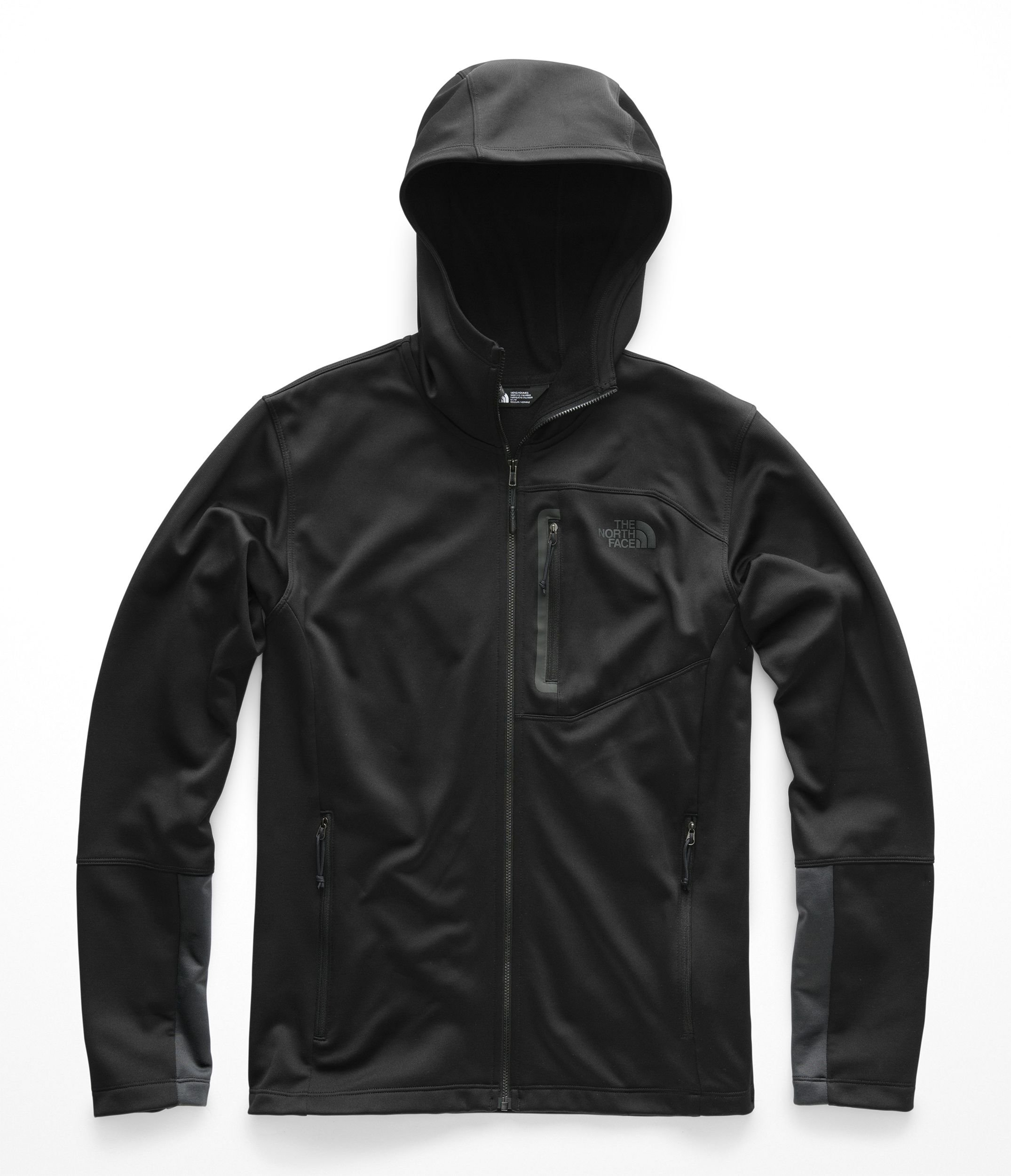 The North Face Men's Canyonlands Hoodie TNF Black LG by The North Face