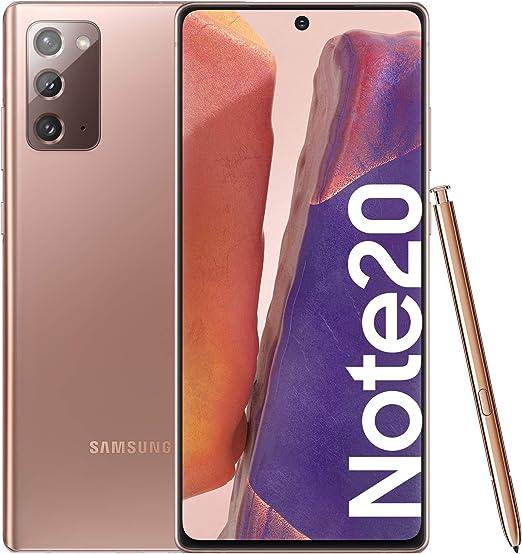 Samsung Galaxy Note20 4G Smartphone Android Libre de 6.7