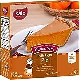 Katz, Gluten Free Pumpkin Pie, 8.25 Ounce, (1 Pack)