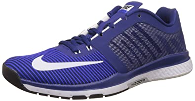 Nike Men's Nike Zoom Speed TR3 Racer Blue Running Shoes - 7 UK/India (