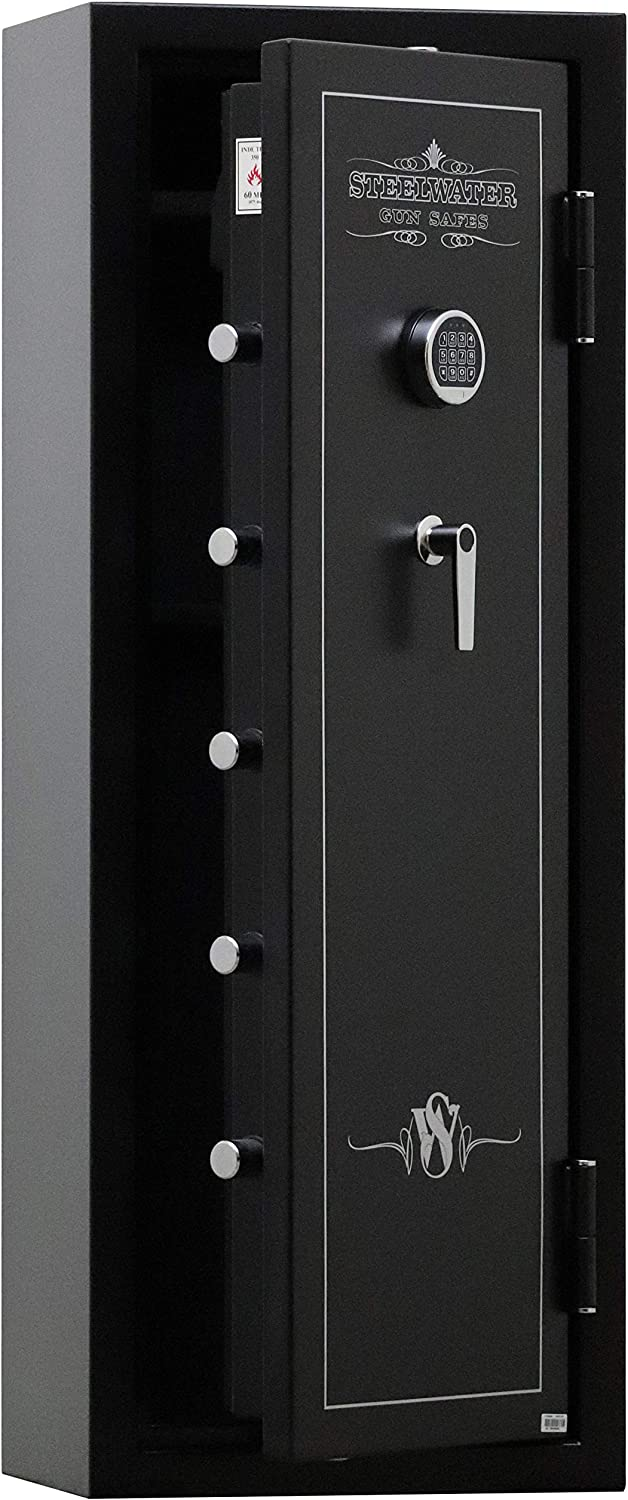 Barska Quick Access Biometric Rifle Safe1