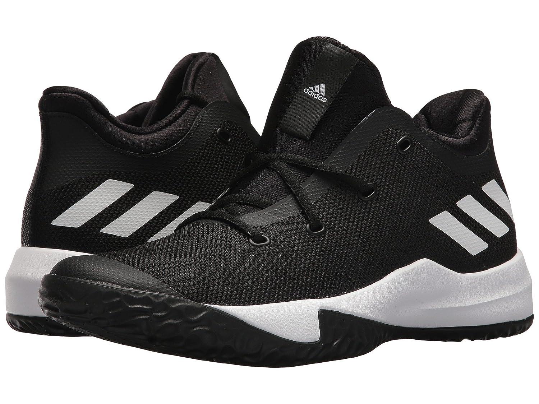 (アディダス) adidas メンズ野球ベースボールシューズ靴 Rise Up 2 Black/White 12 (30cm) D Medium B07BQLJWRM