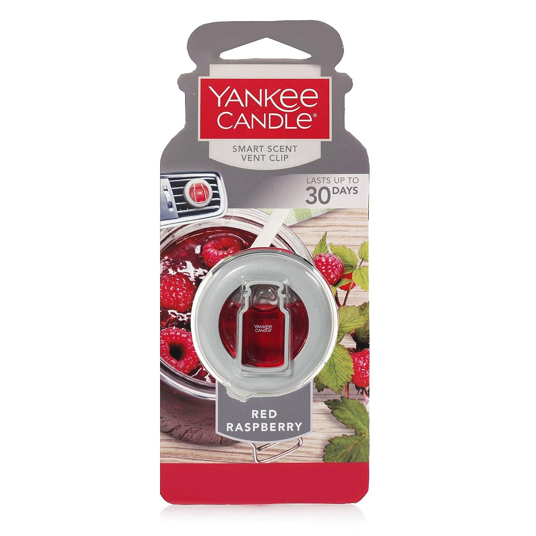 豪奢な Yankee Candleレッドラズベリーティーライトキャンドル Smart Air、フルーツ香り Smart Scent Car Vent Freshener Clip Air Freshener レッド 1333960 Smart Scent Car Vent Clip Air Freshener B00SB9CA7I, おまかせワインショップ*クロノワ:b77d0c3d --- albertlynchs.com