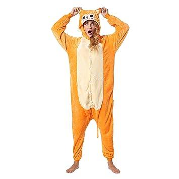 Katara - Disfraz Pijama de Una Pieza Adultos, Color Mono, Talla 165-175cm (L): Amazon.es: Juguetes y juegos