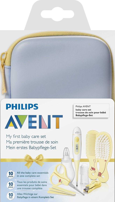 Philips Avent Trousse de premiers soins pour bébé - 8 Accessoires ...