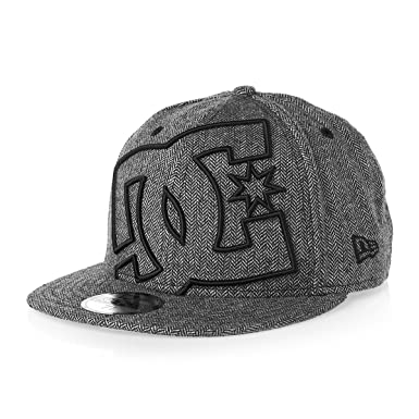 DC Coverage 2 New Era Cap - Black Herringbone (7 3 8)  Amazon.co.uk   Clothing 2d2dc7ae4fba