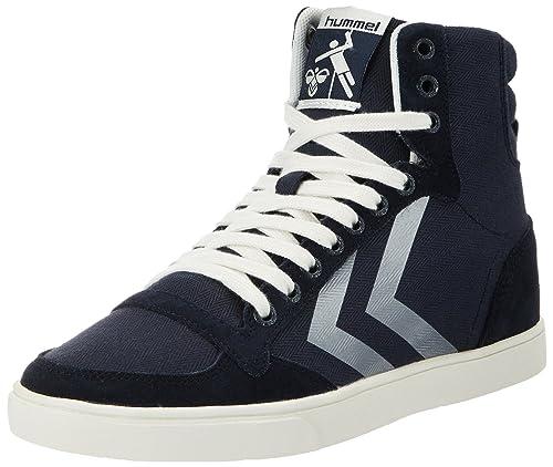 Hummel SL. Stadil Herringbone High, Zapatillas Altas para Mujer: Amazon.es: Zapatos y complementos