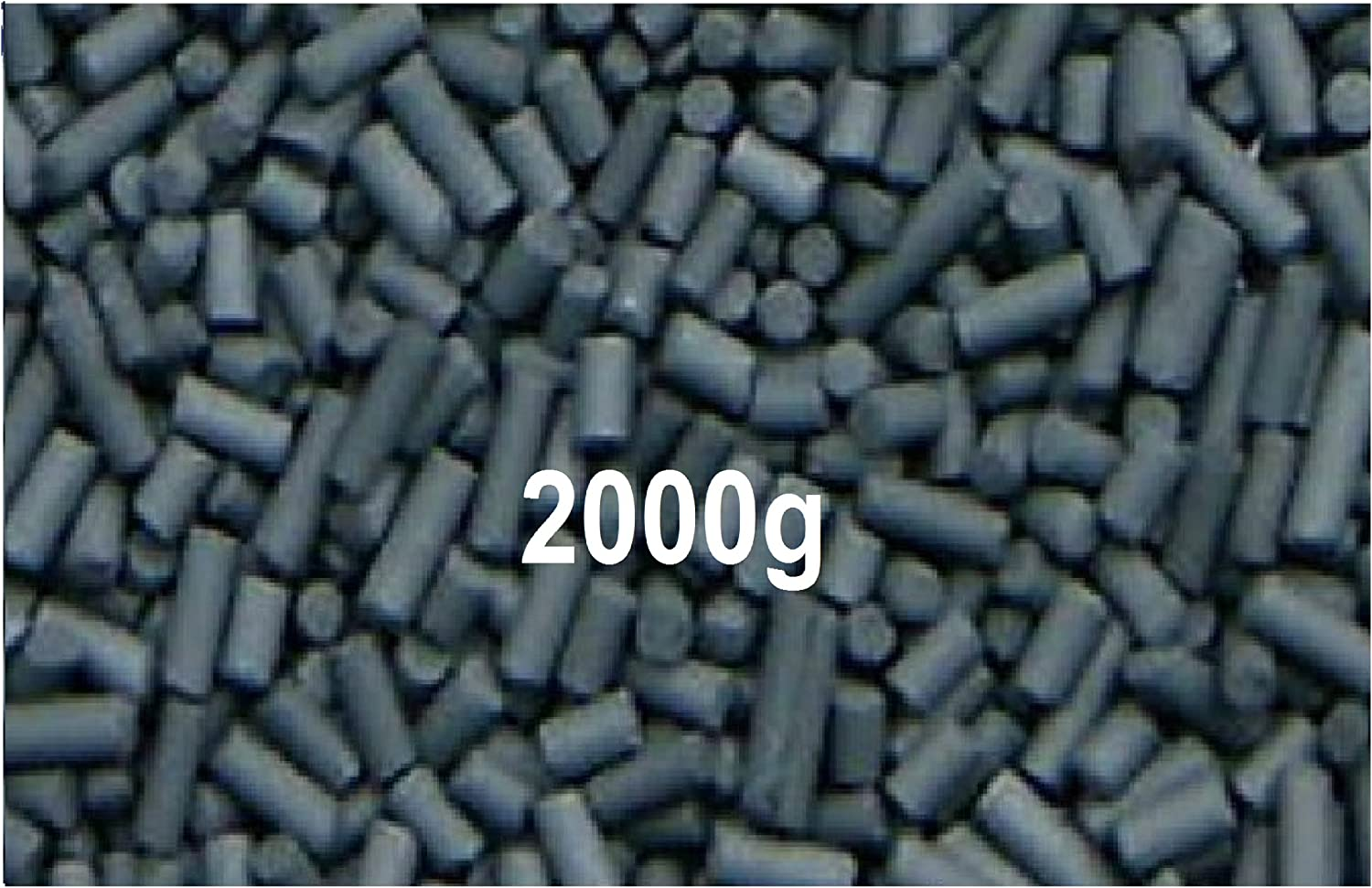 1-2kg Activated Carbon Charcoal Granulated for Aquariums Fish Tank Filters Media