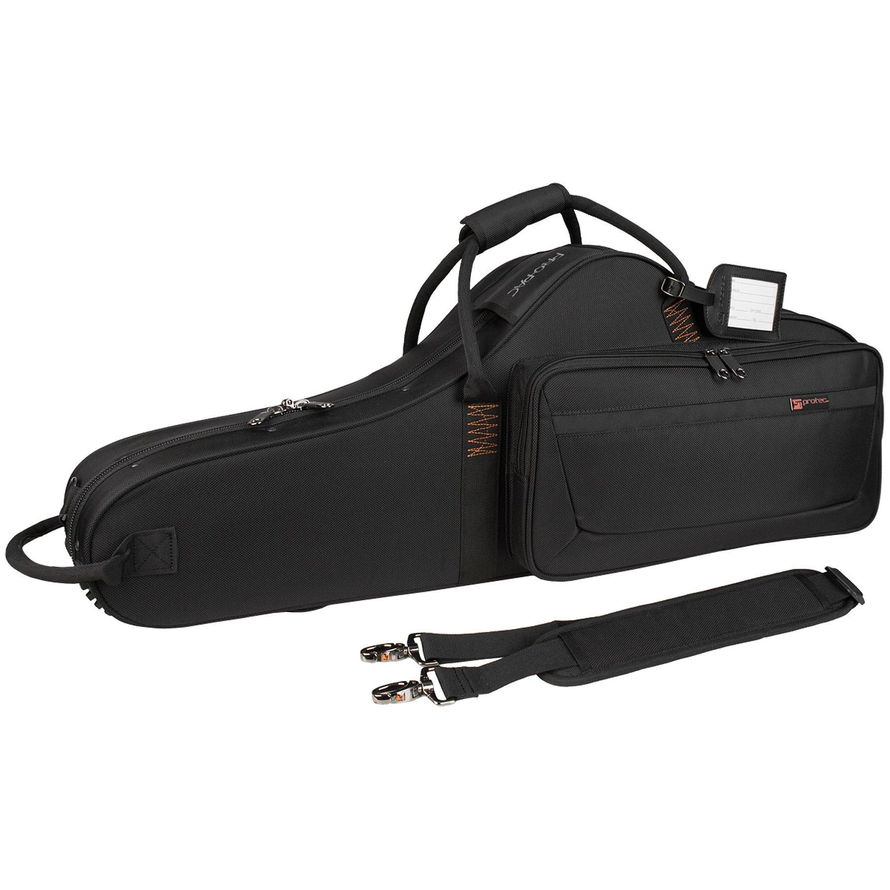 Protec PB305CT Tenor Saxophone PRO PAC Case - Contoured (Black) by ProTec