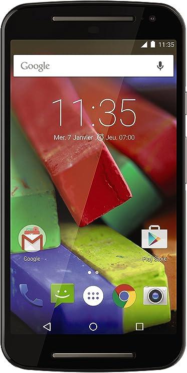 Motorola Moto G 4G V2 - Smartphone Libre Android (Pantalla 5 ...